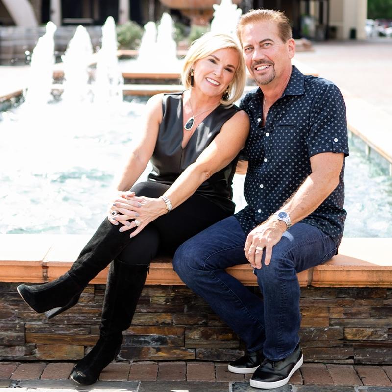 Kirby & Cindy Wright