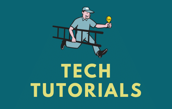Blog Category: Tech Tutorials